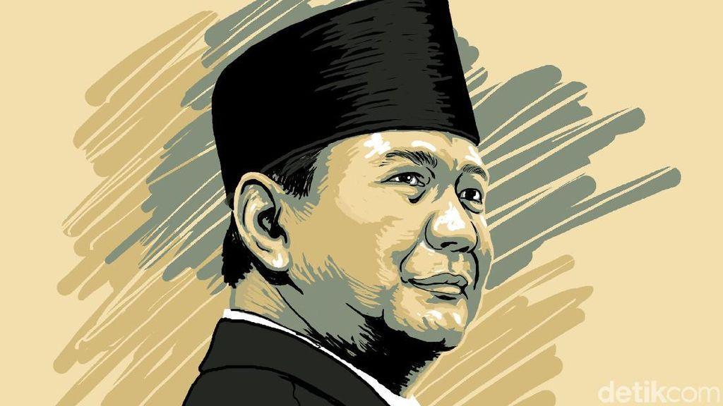 Prabowo Sebut Perang Masa Depan Memperebutkan Air