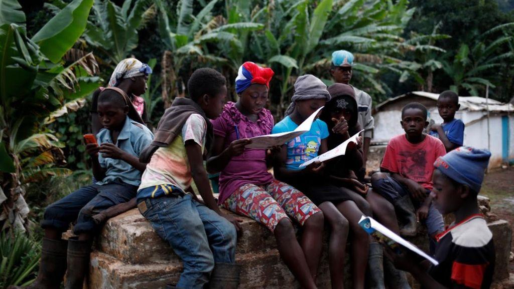 Potret Desa Miskin yang Terlupakan di Haiti