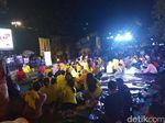Relawan GoJo Soraki Prabowo Saat Jawab Caleg Mantan Napi Koruptor