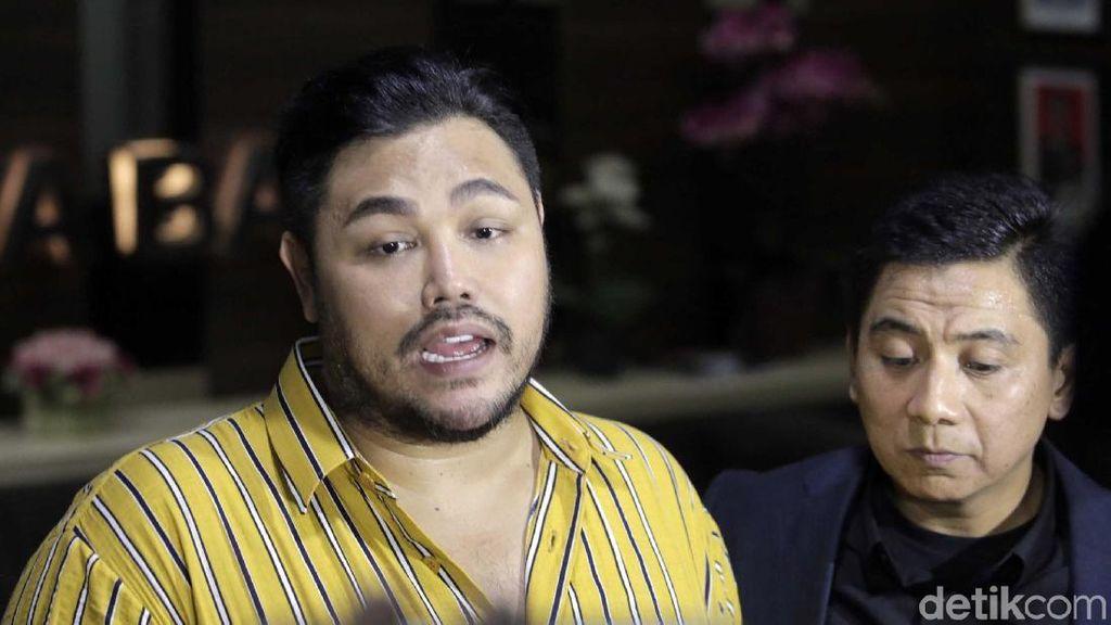 Ivan Gunawan Bersyukur Polisi Cepat Tangkap Asistennya