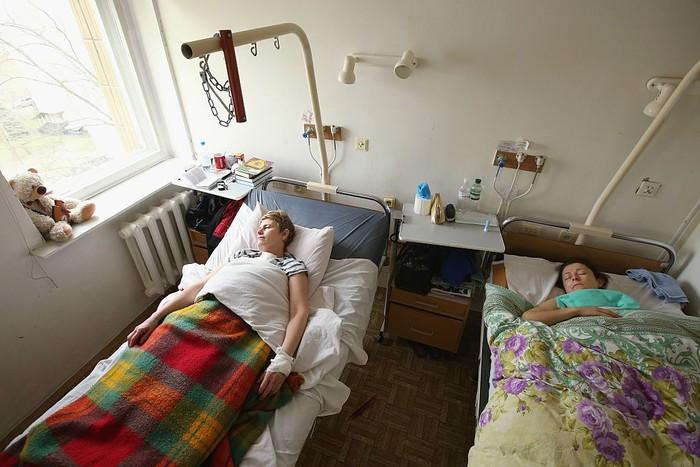 Sebagai negara yang paling terdampak parah, sekitar 20 persen wilayah Belarus hingga saat ini tidak bisa dimanfaatkan karena terkontaminasi parah. (Foto: Sean Gallup/Getty Images)