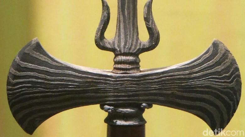 Kapak Wiro Sableng yang Asli di Muzium Negara Malaysia (Fitraya/detikTravel)