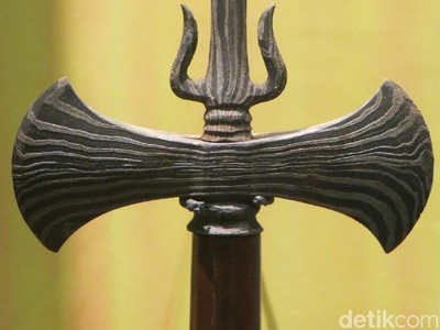 Foto: Kapak Wiro Sableng di Muzium Negara Malaysia