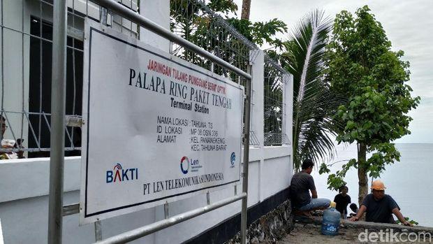 Menkominfo dan Menkeu Mau Uji Pajak Online di Pulau Perbatasan