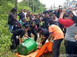 Polisi Imbau Terduga Pelaku Pembunuhan Mayat Dalam Tong Menyerah