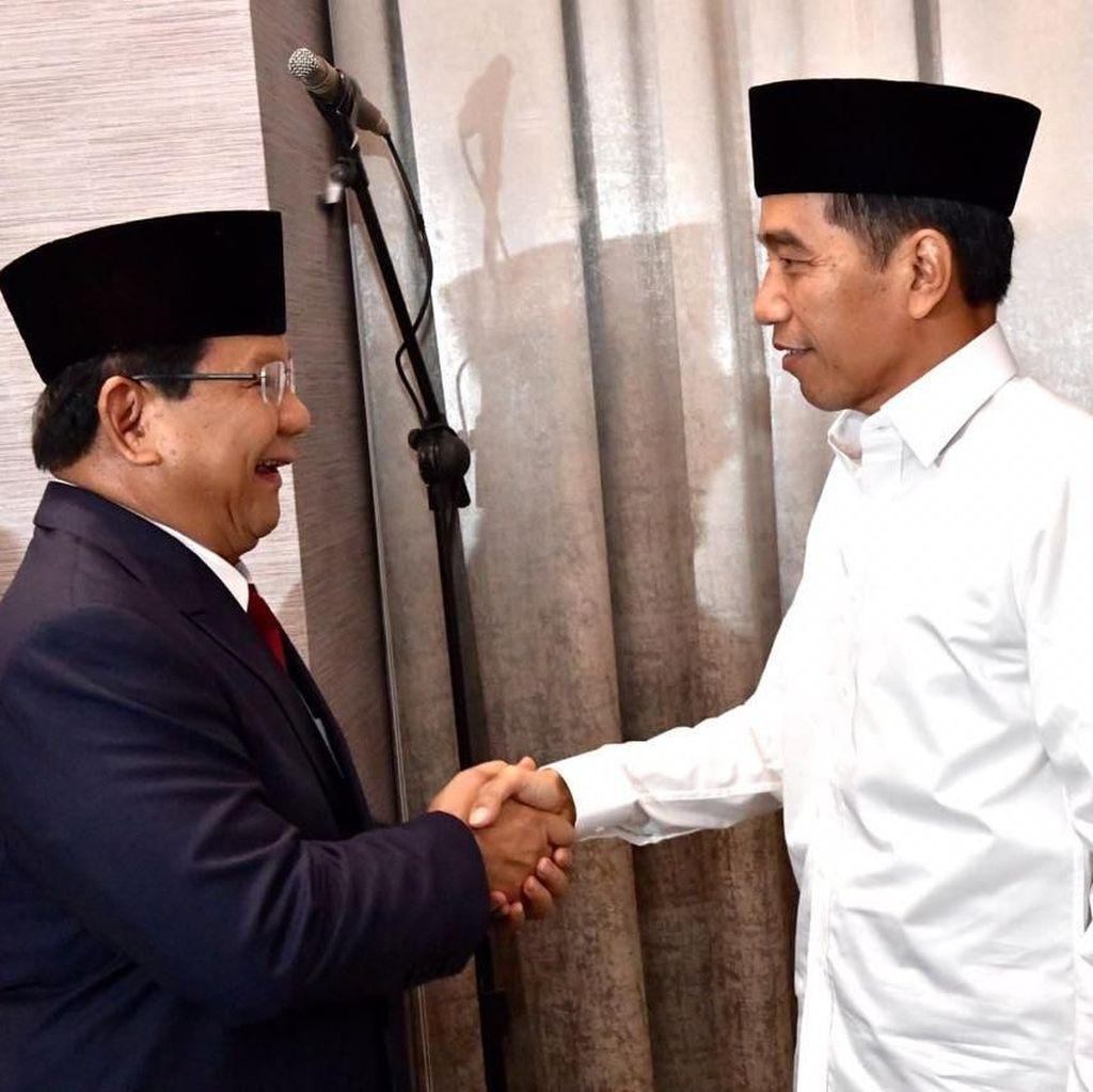 Ini Beda Suara Impor Beras di Kabinet yang Ditanyakan Prabowo ke Jokowi