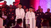 Jawab Prabowo soal Gaji Birokrat, Jokowi: Ada Tunjangan Besar