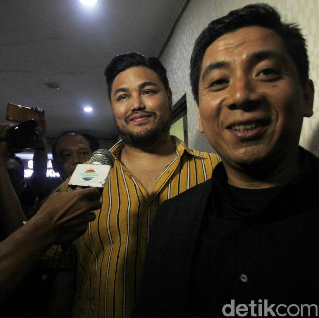 Asisten Ditangkap dan Harus Jalani Tes Urine, Ivan Gunawan Stres