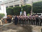 Polisi Sterilkan Bidakara Jelang Debat Capres, Pengunjung Dibatasi