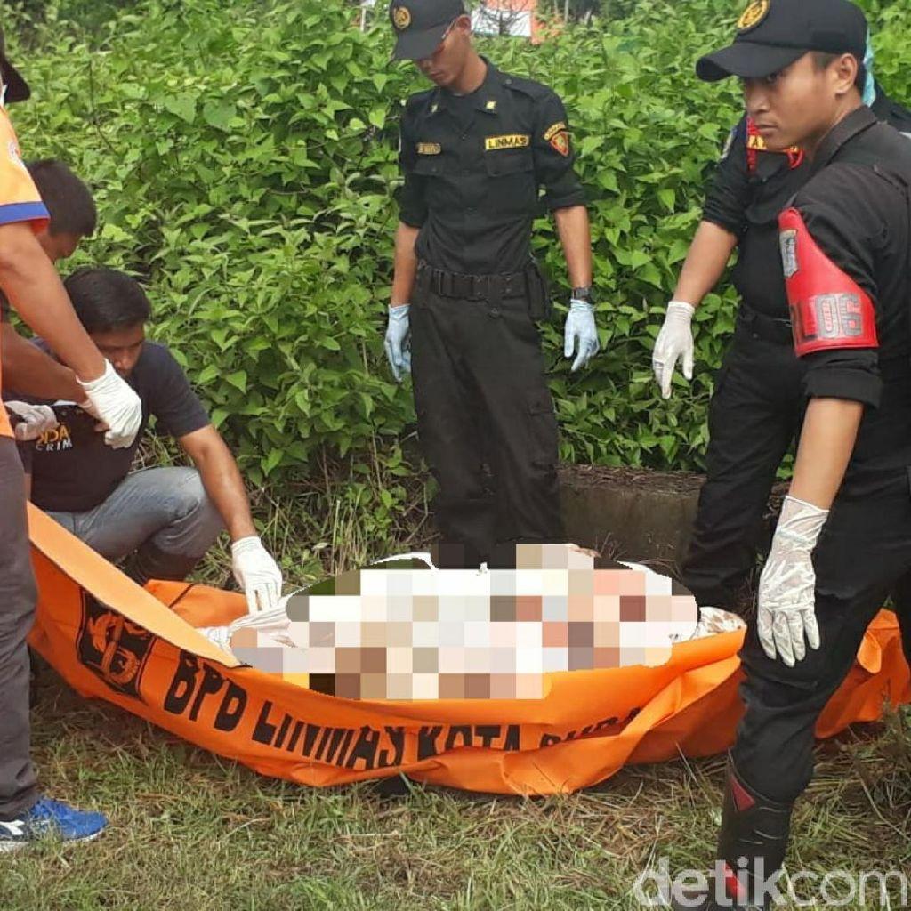 Polisi: Mayat Dalam Tong Diduga Korban Pembunuhan