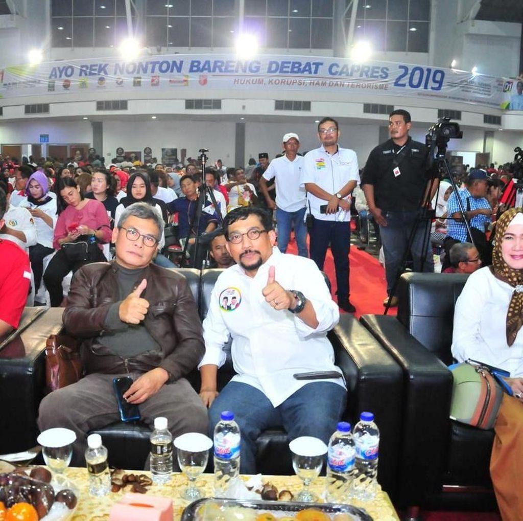TKD Jatim: Pernyataan Prabowo Tak Mendidik Generasi Muda