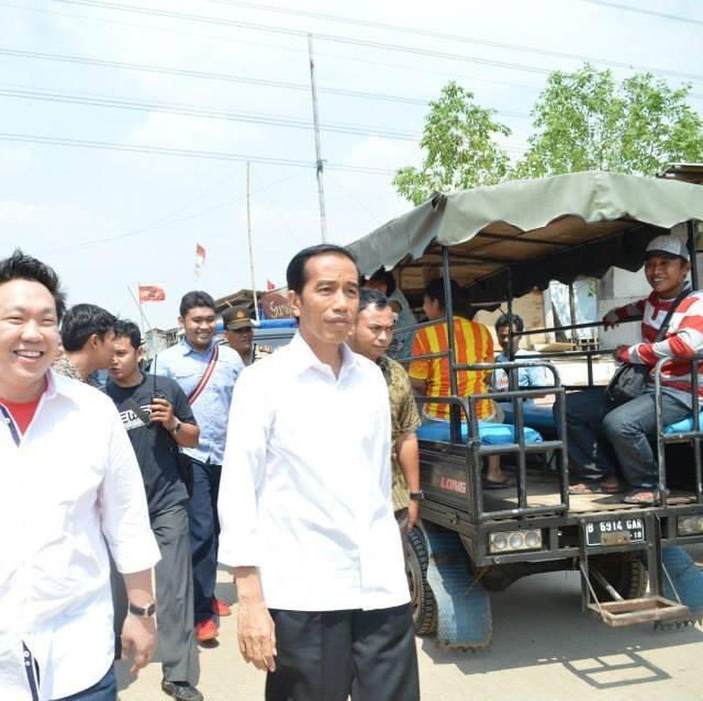 PDIP Anggap Tingkat Kepuasan 58,8% Optimisme Warga Sambut Periode II Jokowi