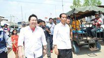 PDIP soal Presiden Jokowi Jadi Nama Jalan di Abu Dhabi: Dianggap Berjasa