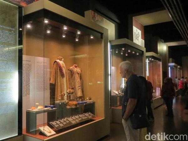 Museum ini memberi ruang paling banyak terkait dengan Kesultanan Malaka yang menjadi cikal bakal Malaysia (Fitraya/detikTravel)