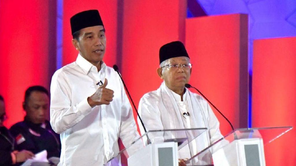 Janji Jokowi: UU Penghambat UKM bakal Saya Pangkas