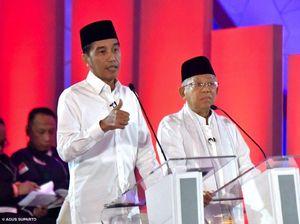 Jokowi: Kami Tak Otoriter, Tak Melanggar HAM dan Tak Korupsi