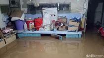 Banjir Bandang Terjang Solok Selatan Sumbar