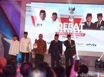 9 Janji Jokowi-Maruf Vs 13 Janji Prabowo-Sandiaga di Debat Perdana