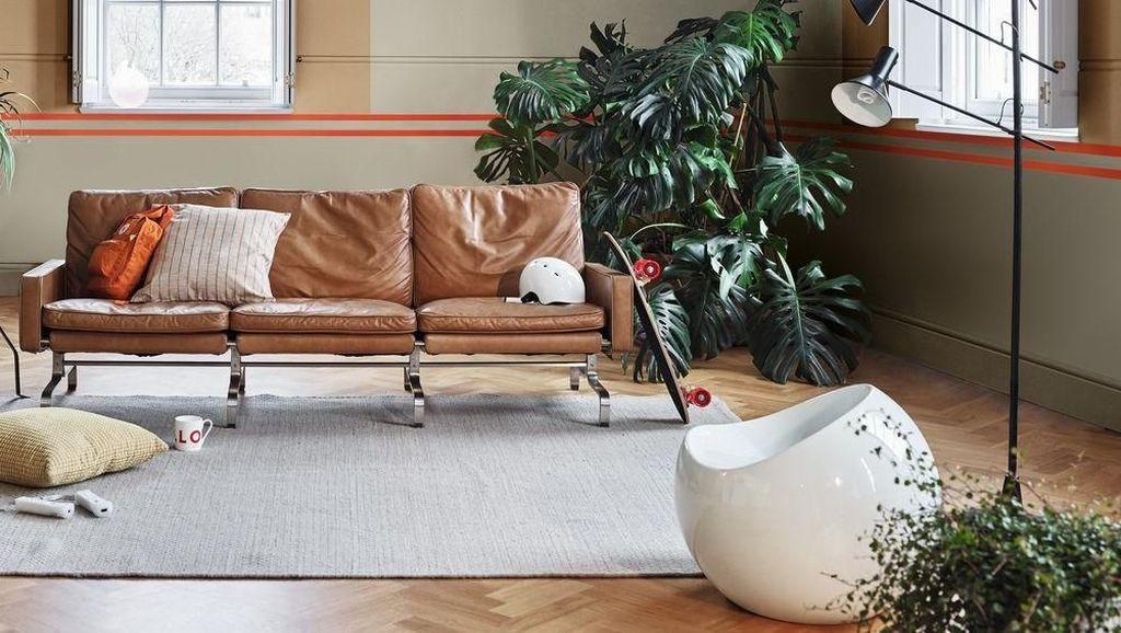 10 Inspirasi Penerapan Tren Warna 2019 untuk Interior Rumah