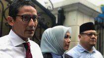 Sandiaga Tanggapi Bantahan Polisi soal Kriminalisasi Nelayan Najib