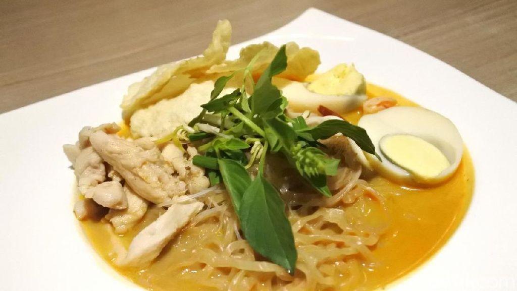 Laksa Singapura Gurih hingga Singkong Thailand Ada di Kafe Ini