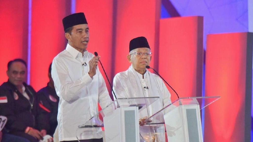 Diserang Prabowo soal Menteri Gaduh, Jokowi: Beda Pendapat Tak Apa