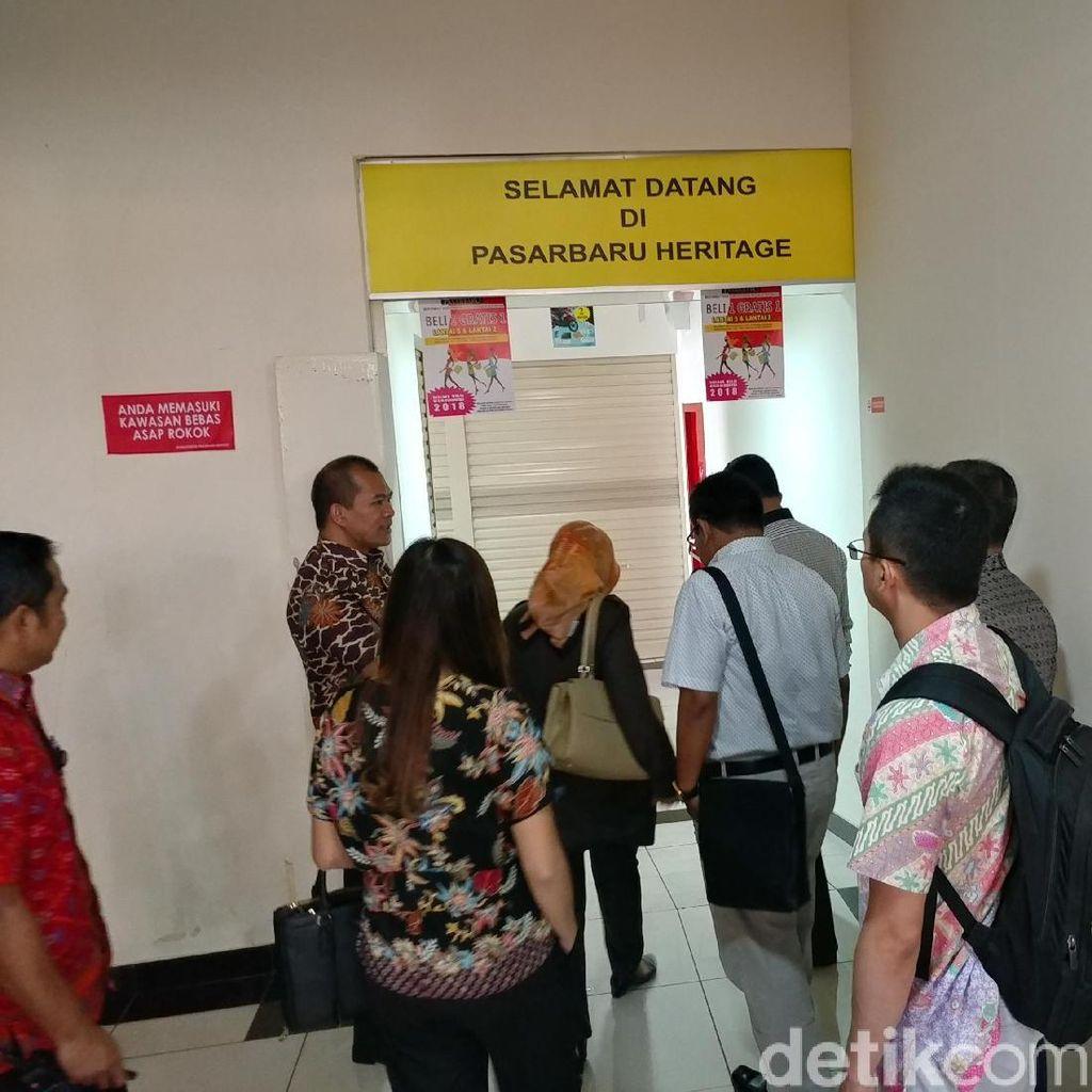 PT APP Janji Tanggung Jawab Soal Pasar Baru