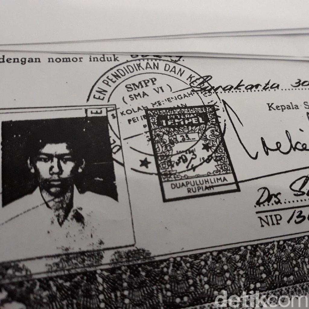 Umar Kholid, Penyebar Hoax Ijazah Jokowi Palsu Beraksi Seorang Diri