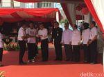 Mendagri hingga Menkum HAM Hadiri Rekam Cetak e-KTP di Lapas Cipinang
