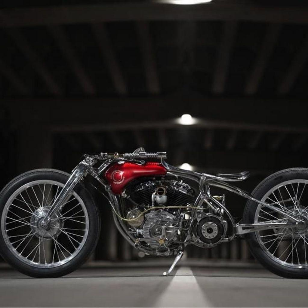 Keren! 4 Motor Modifikasi Indonesia Bakal Dipamerkan di Italia