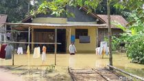 Dua Kecamatan di Cilacap Terendam Banjir