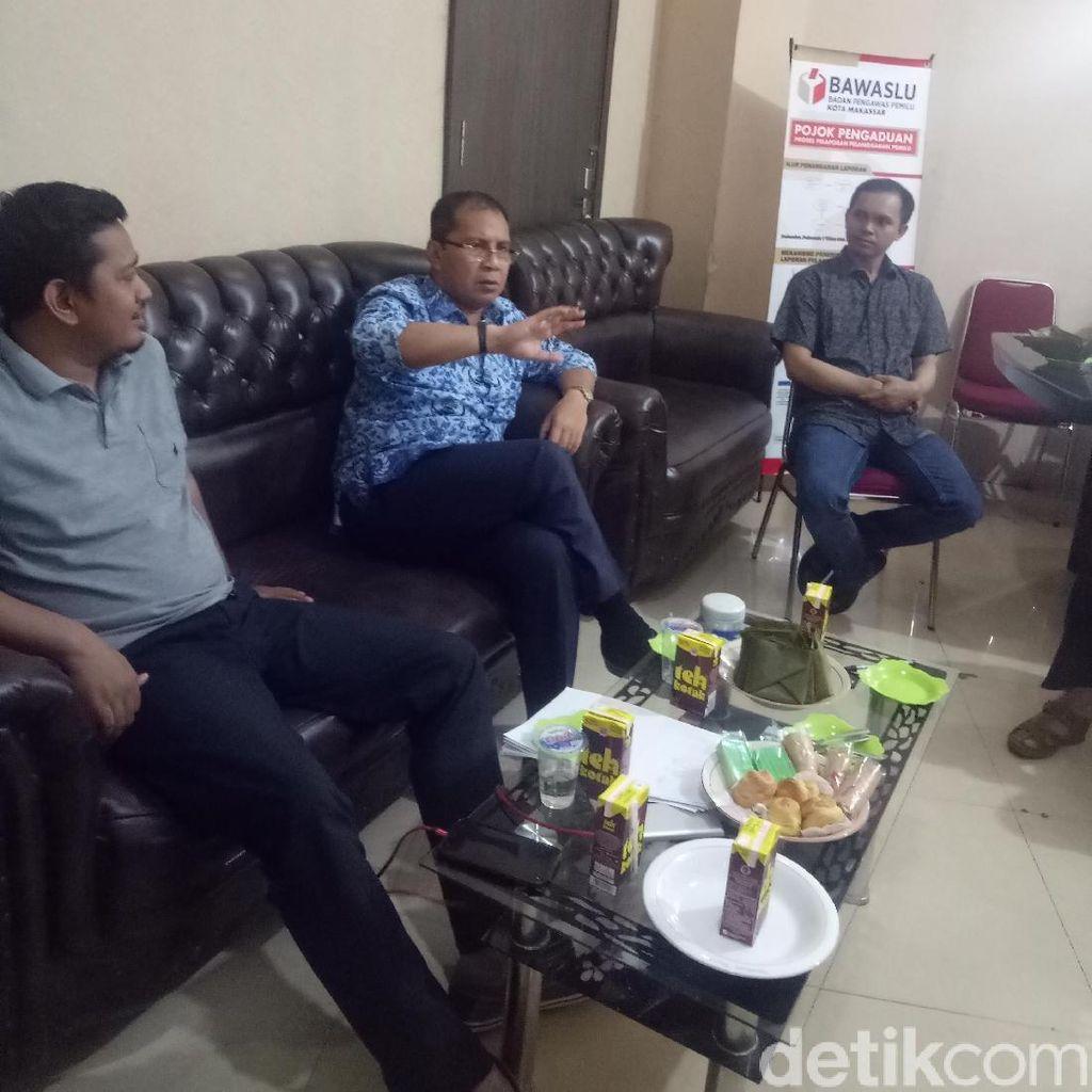 Dilaporkan Tim Prabowo, Walkot Makassar Datangi Panwaslu
