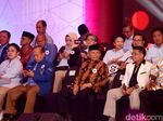 Titiek Soeharto hingga BW di Barisan Depan Pendukung Prabowo-Sandi