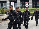 Paspampres Bersenjata Laras Panjang Ikut Amankan Debat Capres