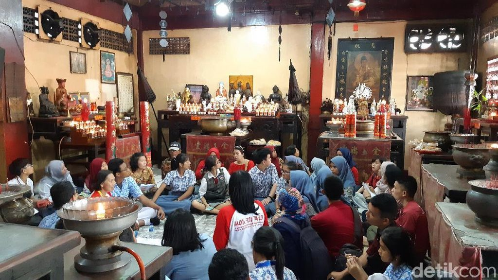 Potret Cinta Indonesia Lewat Wisata Bhinneka