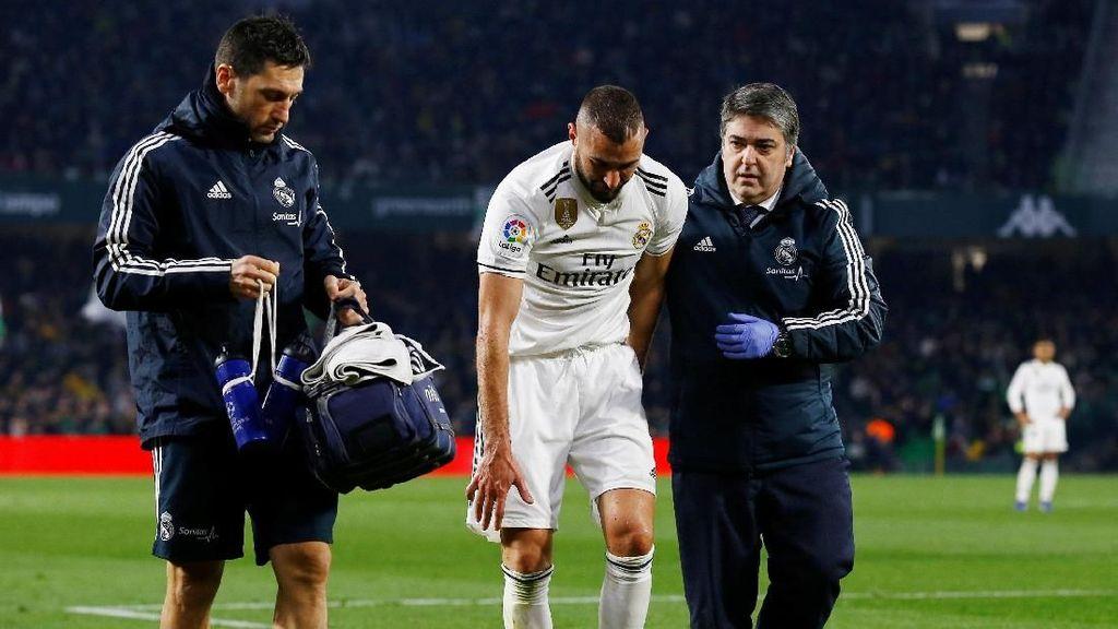 Baru Ditinggal Satu Pertandingan, Madrid Sudah Rindu Benzema