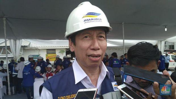 Jokowi Targetkan Japek Elevated Beroperasi Lebaran, Bisa?