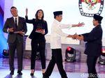 Debat Perdana Pilpres 2019 Dinilai Kurang Beri Ruang Saling Kritik