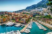 AS Monaco berasal dari Monaco, negara kecil di selatan Prancis. Sejatinya, Monaco merupakan destinasi wisata kelas dunia (iStock)