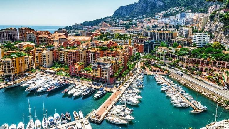 Negara Monaco (iStock)