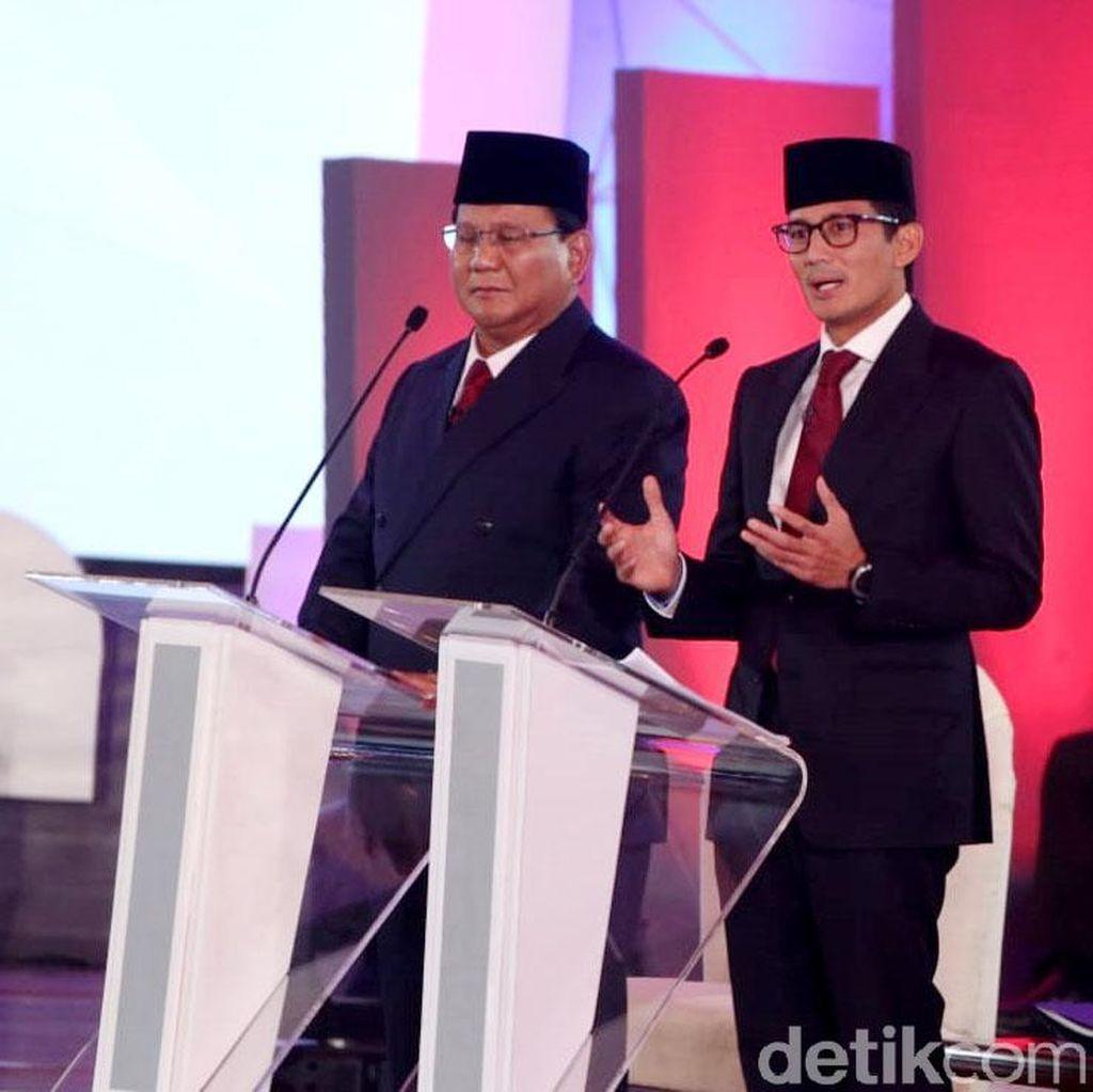 M Taufik: Harus Diakui Prabowo Menang Telak Debat Capres