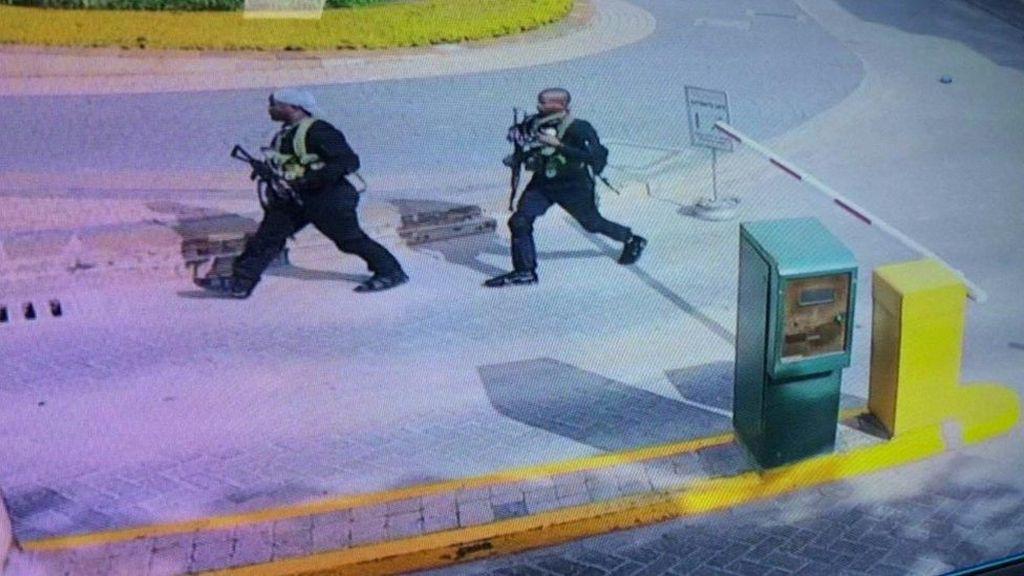 Drama Penyanderaan di Hotel Kenya Berakhir, 21 Orang Tewas