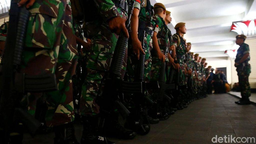2.000 Personil Gabungan Siap Amankan Debat Pilpres Pertama