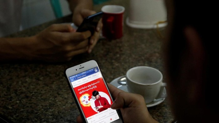 Facebook. Foto: Reuters
