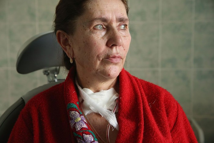 Kanker laring, tiroid, lidah, payudara, kulit, prostat, usus, dan rektum disebut peneliti terus meningkat di antara warga sekitar Chernobyl. (Foto: Sean Gallup/Getty Images)