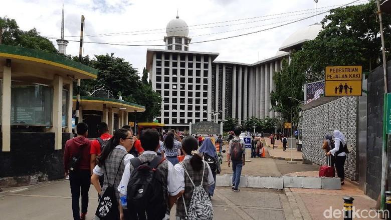 Foto: Wisata Bhinneka di Jakarta (Masaul/detikTravel)
