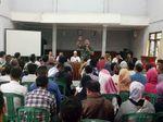 BPBD Lombok Barat Sosialisasikan Teknis Rehabilitasi Pasca Gempa ke Babinsa