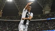 Joget Sambil Treadmill...Eh Ronaldo Nyaris Jatuh
