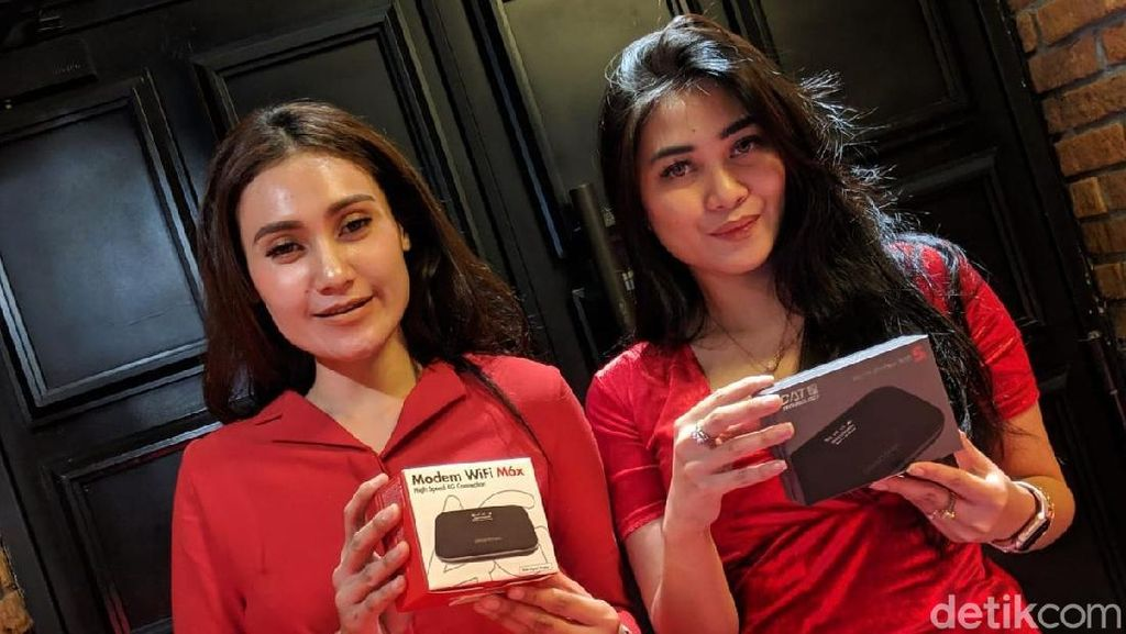 Smartfren Rilis Modem Super untuk Internet Ngebut