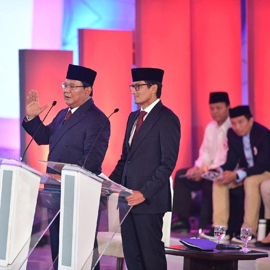 Setuju Tak Ada Lagi Kisi-kisi, Tim Prabowo: Demi Debat Lebih Berkualitas